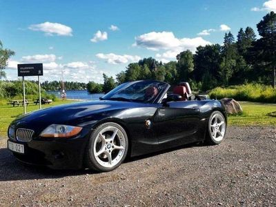 begagnad BMW Z4 3.0i