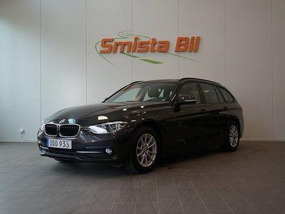 begagnad BMW 318 d Sport line Eu6 150hk