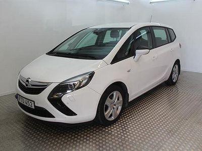 begagnad Opel Zafira Tourer 1.6 CDTi 136hk M-värm -16
