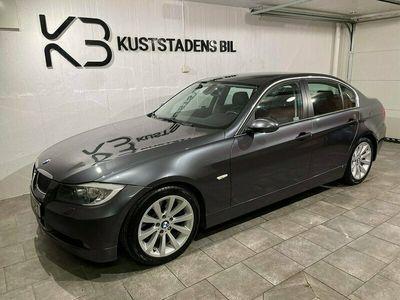 begagnad BMW 330 i Sedan Automat 258hk Dragkrok, Helskinn