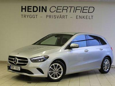 begagnad Mercedes 180 - Benz B - KlassProgressive, Advatagepaket, Apple Carplay,