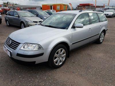 begagnad VW Passat Variant 1.8 T AUTOMAT 150hk