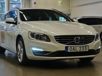 begagnad Volvo V60 D5 Plug-in Hybrid AWD Drag231hk -17