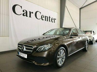 begagnad Mercedes E220 4MATIC 9G-Tronic Euro 6 194hk