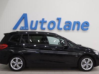 begagnad BMW 220 d xDrive,Gran Tourer,Sport line,Eu6,7-sits,190hk