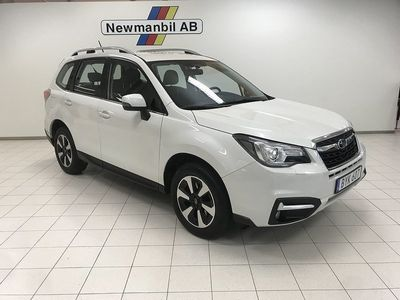 begagnad Subaru Forester 2.0D XS 4WD Lineartronic Euro -16