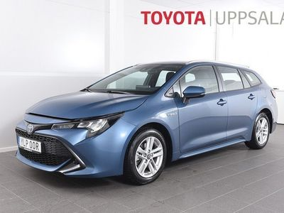 begagnad Toyota Corolla Touring Sports Hybrid Active -19