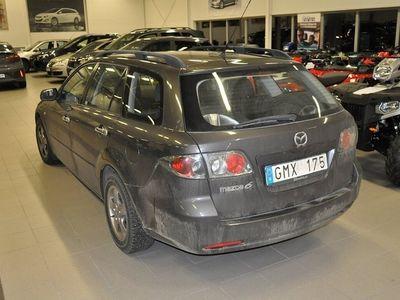 begagnad Mazda 6 Kombi 2.0 Limite