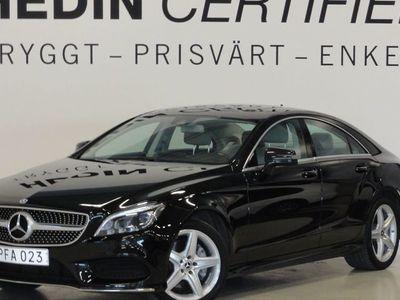 begagnad Mercedes CLS350 D 4Matic AMG-Exclusive Värmare Drag