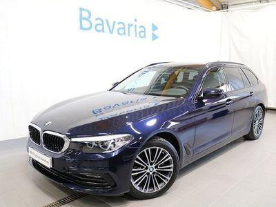 begagnad BMW 520 d xDrive, Drag, Nav, Park assist