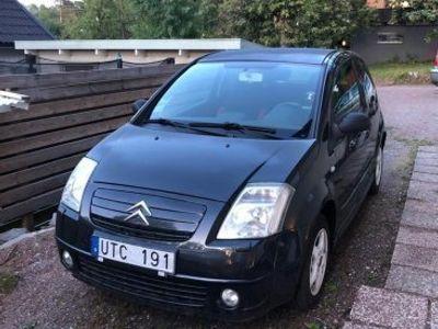 brugt Citroën C2 1,4 Vtr -04