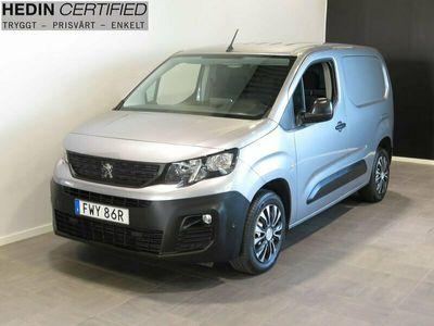 begagnad Peugeot Partner 1.5 BlueHDi Manuell