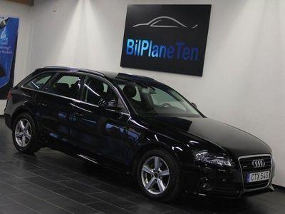 used Audi A4 3.2FSI V6 quattro TipTronic (265hk)