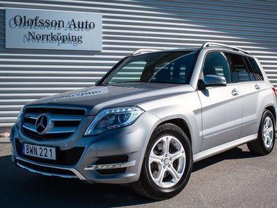 begagnad Mercedes 220 Benz GLK CDI 4MATIC Värmare Drag 2015, Personbil 249 000 kr