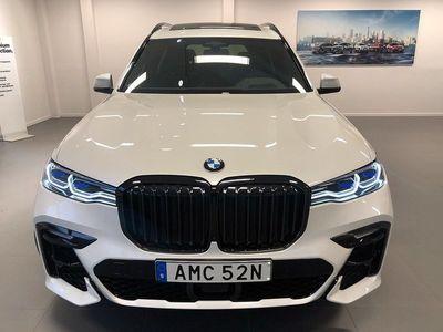 begagnad BMW X7 xDrive 40d MHEV | M Sportpaket | 1.95% ränta