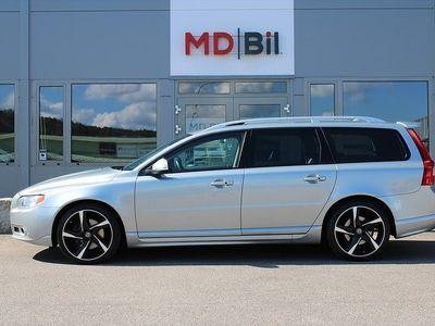 used Volvo V70 D5 215hk Aut R Design Taklucka Navi 0kr kontant möjligt
