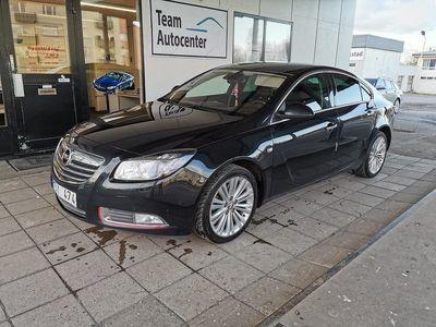 begagnad Opel Insignia 2.0 BiTurbo CDTI 4x4 195hk