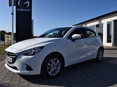 begagnad Mazda 2 Core 1.5 (75hk)