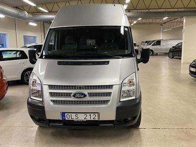 begagnad Ford Custom TransitTransit 350 2.2 TDCi Trend Drag Backkamera 2013, Transportbil Pris 89 500 kr