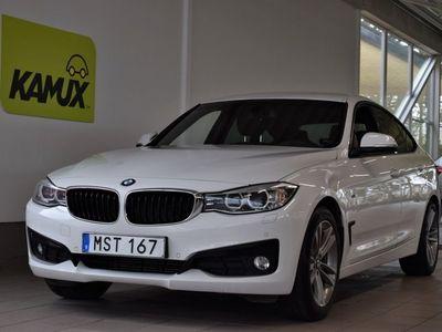 begagnad BMW 320 Gran Turismo D XDRIVE SPORT LINE M-sport ratt SoV