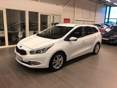begagnad Kia cee'd 1.6 GDI komfort + v-hjul (135hk)