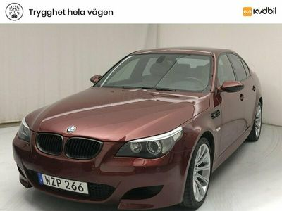 begagnad BMW M5 Sedan, E60