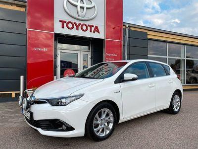 begagnad Toyota Auris Hybrid 1,8 Elhybrid Active