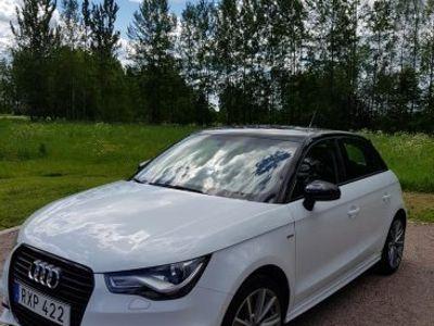 used Audi A1 1.4 TFSI 122HK S-line -14