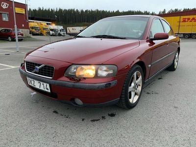 used Volvo S60 2.5T 210hk Nybesiktad -04