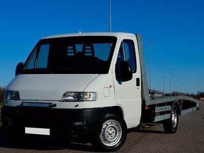 begagnad Fiat Ducato Crew Van 2.8 TDE 122hk