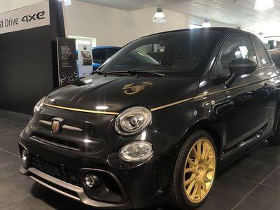 begagnad Fiat 500 Abarth ABARTH CAB SCORPIONEORE 1.4 TURBO 165HK