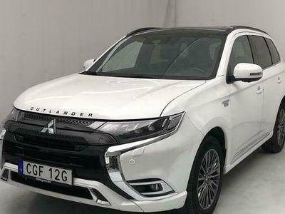 begagnad Mitsubishi Outlander P-HEV 2.4 4WD 2019, SUV Pris 275 000 kr
