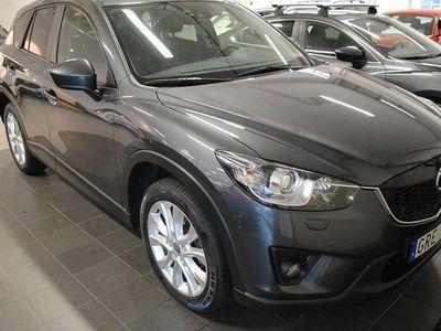 Mazda cx 5 tester
