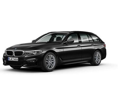 begagnad BMW 520 dA xDrive Touring M-Sport, Connected, -19