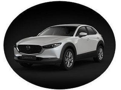 begagnad Mazda CX-30 2.0 Sky MildHybrid 180hk, Lägre årsskatt