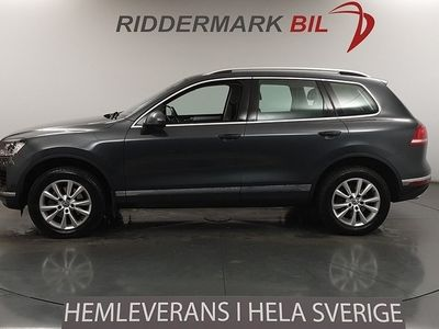 begagnad VW Touareg 3.0 TDI BlueMotion Technology (204hk)