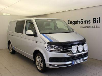 begagnad VW Transporter T6Kombi lång hjulbas ---
