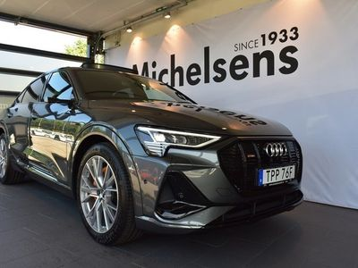 begagnad Audi E-Tron - Sportback 50 quattro