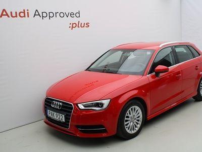 begagnad Audi A3 1.6 TDI 110 HK