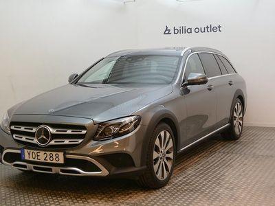 begagnad Mercedes E220 All-Terrain d 4M 360°View / Navi / Drag
