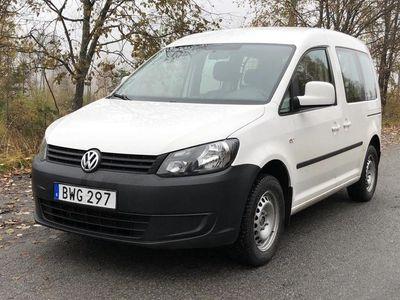 begagnad VW Caddy MPV 1.6 TDI
