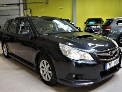 begagnad Subaru Legacy Wagon 2.0 4WD, Skinn 150hk