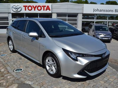 begagnad Toyota Corolla Touring Sports Hybrid 1.8 Active Smartpack Ny bil