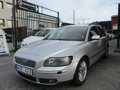 used Volvo V50 T5 Automat Kinetic 220hk.KAMREMS BYTE.