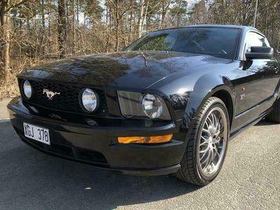 begagnad Ford Mustang GT 4.6 V8 Coupé 2005, Sportkupé Pris 170 000 kr