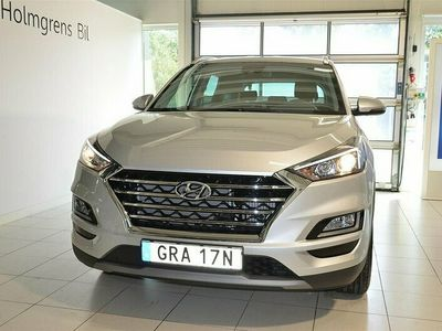 begagnad Hyundai Tucson 1.6 T-GDi DCT - Nordic Edition+