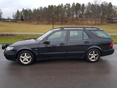 begagnad Saab 9-5 SportCombi 2.0 Linear