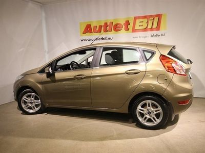 begagnad Ford Fiesta 1.0T EcoBoost 5dr 100 S&V BT