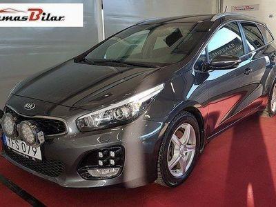 begagnad Kia cee'd 1.6 CRDi Euro 6 136hk