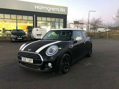 begagnad Mini Cooper Automat Visual Boost